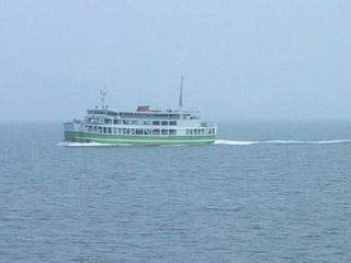 九州商船フェリー、島原-熊本