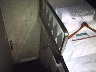 寝台特急富士、Bソロ2階