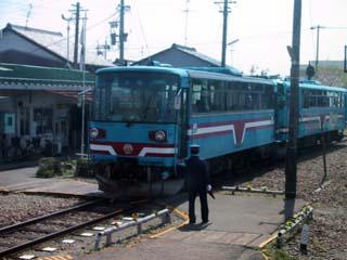樽見鉄道レールバス