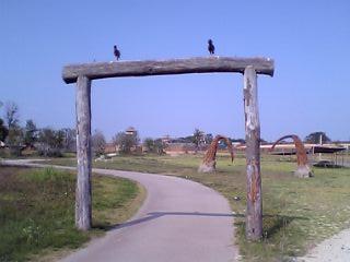 yosinogari-torii