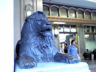 三越、ライオン