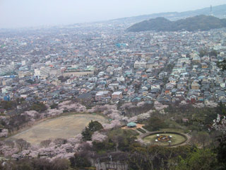 Sizuhatayama_jouhokukouen